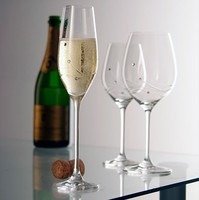Dartington Glitz Champagne Flute (set of 2)