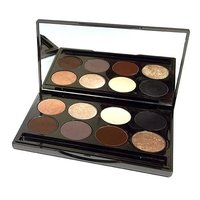 Sorme Accented Hues Eye Shadow Palette (Warm Tones)