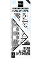 NCLA Nail Wraps Leather & Lace