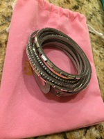 Adjustable wrap bracelet