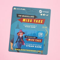 The Marvelous Miss Take Steam Game