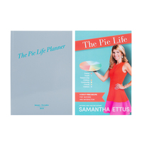 The Pie Life 2018 Planner & Paperback Duo