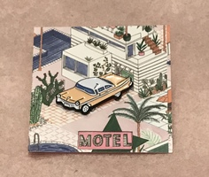 Cadillac - Enamel Pin (Jacqueline Coley)
