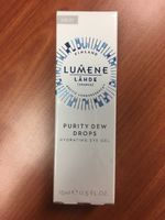 Lumene Purity Dew Drops Hydrating Eye Gel