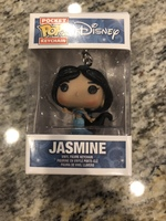 Jasmine Funko Keychain