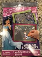 Jasmine Magic Art Scratchers