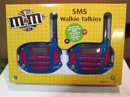 M&M's SMS Walkie Talkies