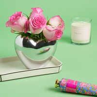 Nima Oberoi Lunares Heart Vase