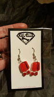 11th Doctor Fez Earrings (Doctor Who)