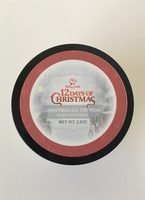 "Fortune Cookie Soap ""Christmas All the Year"" Body Frosting"