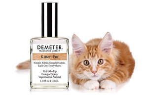 Demeter Fragrance Pick Me Up Roll On Perfume Oil - Kitten Fur