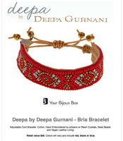 Deepa Gurnani Bria Bracelet