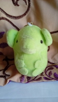 Blippo Kawaii Baby Elephant Mini Plush Charm