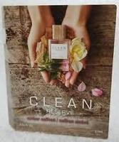 Clean Reserve - Amber Saffron