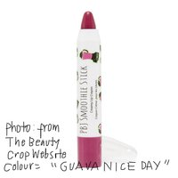 "The Beauty Crop: PBJ Smoothie Stick Crayon in ""Guava Nice Day"" Full-Size & Factory-Sealed w/$14.95 retail"