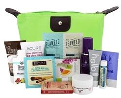 LuckyVitamin Beauty Bag - Summer Collection - Full Bag