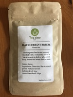 Black Currant Breeze Green Tea
