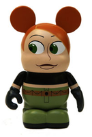 Disney Vinylmation Kim Possibly Series 2 figure