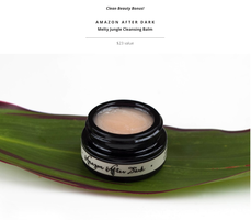 Lilfox Melty Jungle Cleansing Balm