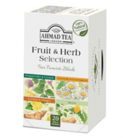 Ahmad Tea Fruit & Herb Selection