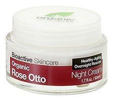 Organic Skincare Doctor Organic Rose Otto Night Cream