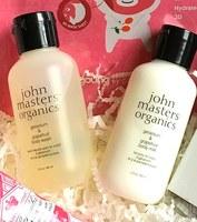 John Masters Organics Body Wash & Body Milk