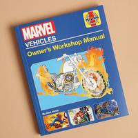 Marvel Vehicles Owner's Workshop Manual