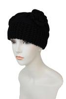 Beauty in Black Headband