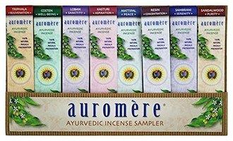 Auromere Aromatherapy Incense Sampler
