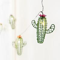 Cactus Glimmer Strings Flexible LED Lights