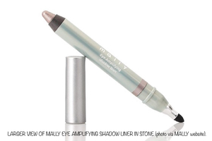 """MALLY Cosmetics Eye-Amplifying Shadow Liner in """"Stone"""" (Full-Size $20.00 retail)"""