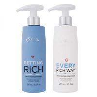 E Salon Moisture Shampoo and Conditioner