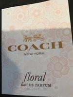 Coach- Floral