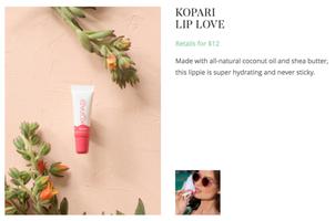 Kopari Lip Love