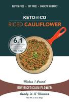 dried rice cauliflower
