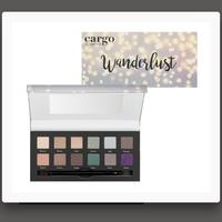 Cargo Cosmetics Wanderlust Eye Shadow Palette