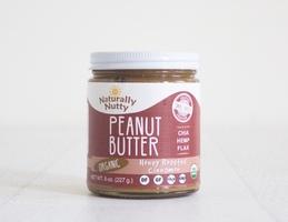 Honey Roasted Cinnamon Peanut Butter