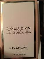 Dahlia Divin Nude Perfume Sample