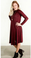 Reborn J Swing Sweater Dress - Oatmeal - Size M