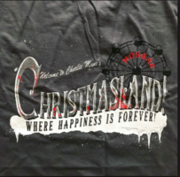 Christmasland Shirt XL