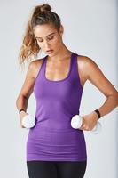Fabletics Oula Nylon Workout Activewear Yoga Tank XXS