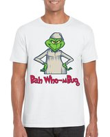 Grinch T-Shirt Bah Who-mBug from Dec 2017 Box