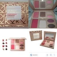 Katherine Cosmetics The Beauty of Giving Back Palette in Courage