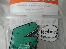 Full Circle Ziptuck Reusable Sandwich Bags