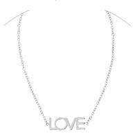 Maya Brenner Designs Love Bracelet - Silver