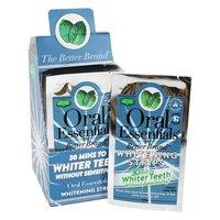 Oral Essentials Whitening Strips Mint Flavor