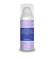 Jivi Lavender moisturizer with sun protection