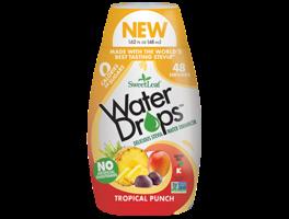 SweetLeaf Water Drops -- Tropical Punch