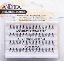 Andrea Individual Lashes Flair Short Black