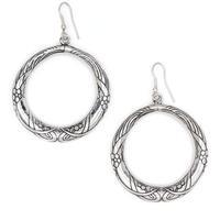 Selene Hoop Earrings